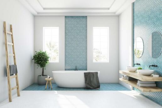 Arredare un bagno moderno